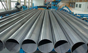 Efw Pipes Type ASTMA 358 Tp304 SS Pipes Tubes India