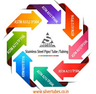 Stainless Steel Pipe Suppliers in UAE - Silver Tubes UAE