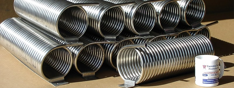 Coiled Tubing Sizes : Stainless steel coiled tubes manufacturers in india